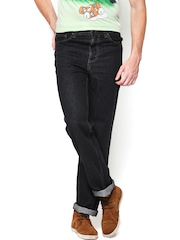 Killer Men Black Comfort Fit Jeans