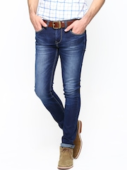 Killer Men Light Blue Skinny Fit Jeans
