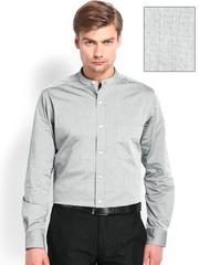Arrow Men Grey Premium Formal Fit Shirt