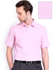 Arrow Men Pink Premium Formal Fit Shirt