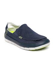 Crocs Men Navy Loafers