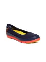 Crocs Women Navy Flat Shoes