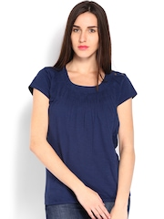 Flying Machine Women Blue Top