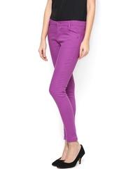 Xpose Purple Skinny Jeans