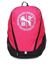 PUMA Women Pink & Black Echo Backpack