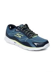 Skechers Performance Division Men Blue Go Run Sonic 2 Running Shoes