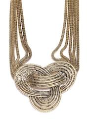 Parfois Antique Gold-Toned Necklace