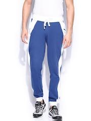 HRX Men Blue Active Track Pants