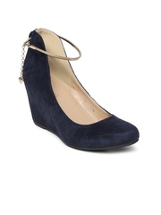 DressBerry Women Navy Pumps