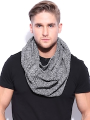 New Look Men Grey Snood