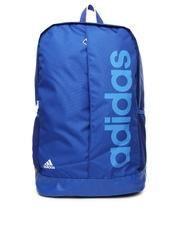 Adidas Unisex Blue Backpack