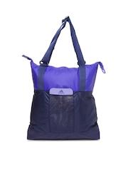 Adidas Purple Shoulder Bag