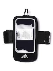 Adidas Unisex Black Running Media Arm Pocket G89575