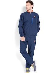 Adidas Men Navy Tracksuit