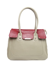 Caprese Brown Nora Shoulder Bag