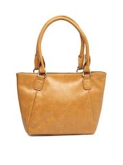 Caprese Brown Victoria Handbag