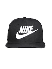 Nike Unisex Black Limitless True Wool Cap