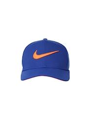 Nike Just Do It Unisex Blue Cap