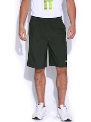 Nike Men Black Training Shorts