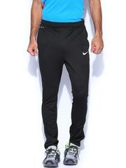 Nike Men Black Squad Track Pants
