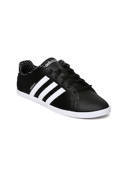 Adidas NEO Women Black Coneo QT Casual Shoes