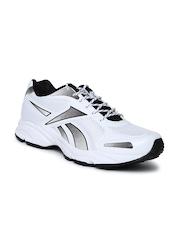 Reebok Men White United Runner 5.0 LP Running Shoes