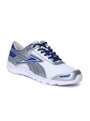 Reebok Men White Fiery Run 2.0 LP Running Shoes