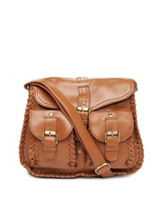 Kiara Brown Sling Bag