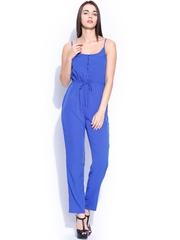 Inmark Women Blue Jumpsuit