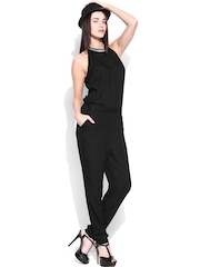 Inmark Women Black Jumpsuit