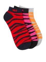 NBA Women Set of 3 Sports Socks