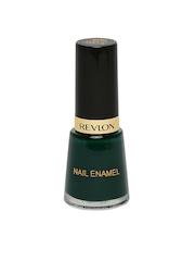 Revlon Forest Green Nail Enamel 466