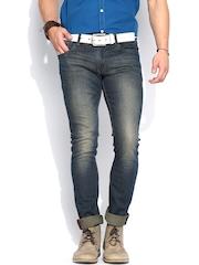 Roadster Men Blue Skinny Fit Jeans
