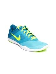 Nike Women Blue Studio Trainer 2 Training Shoes