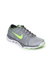 Nike Women Grey Flex Supreme TR 3 Training Shoes