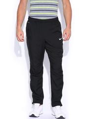 Nike Men Black AS Squad Track Pants