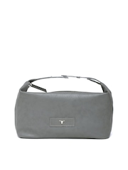 BULCHEE Grey Toiletry Kit