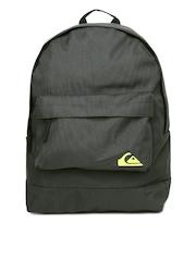 Quiksilver Men Charcoal Grey Backpack