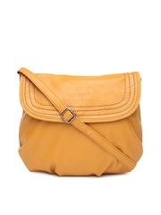 Caprese Mustard Yellow Sling Bag