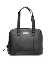 Caprese Black Shoulder Bag