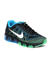 Nike Men Black Air Max Tailwind 7 Running Shoes