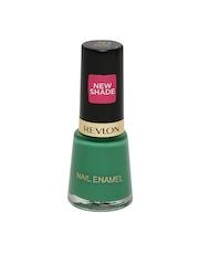 Revlon Green Sheen Nail Enamel 483