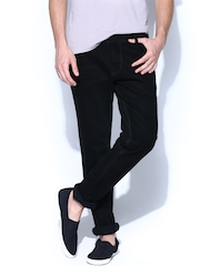 Killer Men Black Super Slim Fit Jeans