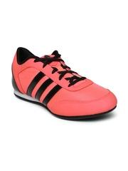 Adidas Women Neon Pink Vitoria II Training Shoes