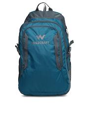 Wiki by Wildcraft Unisex Blue & Grey Paryak Backpack