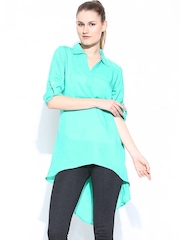 AND by Anita Dongre Women Green Tunic