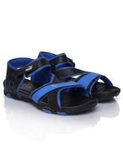 PUMA Men Black Gadwall DP Sports Sandals