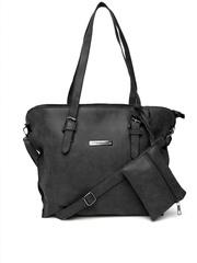 Lino Perros Black Shoulder Bag