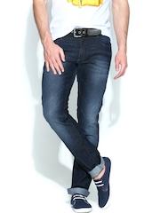 John Players Men Blue Slim Fit Jeans