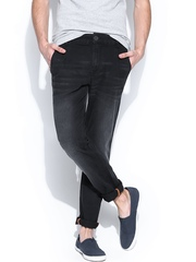 John Players Men Black Skinny Fit Jeans
